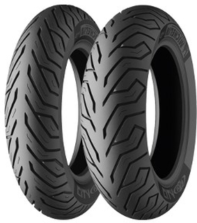 Michelin City Grip GT ( 120/70-12 TL 51P M/C, Framhjul )