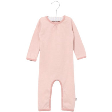 Wheat Jumpsuit Abby darkrose - Gr.fra 1 mdr. - Pige - pinkorblue