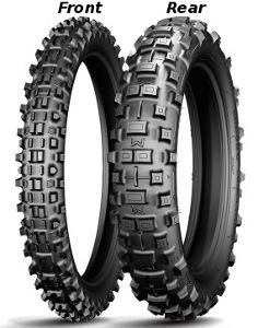 Michelin Enduro Competition VI ( 140/80-18 TT 70R Bakhjul, M/C )