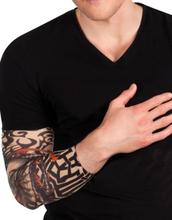 1 stk Falsk Tattoo Sleeve - True Love