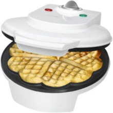 Vaffeljern WA 3491 - waffle maker - white