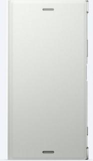 Sony Style Cover Stand til Sony Xperia XZ1 - Sølv