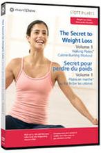 Stott Pilates -The Secret to Weight Loss Vol. 1 -DVD