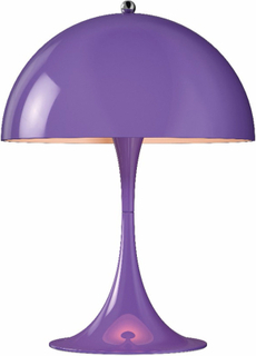 Louis Poulsen - Panthella Mini Bordlampe, Lilla