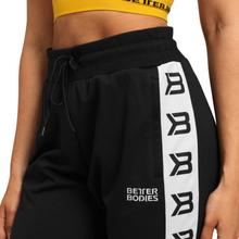 Better Bodies Chelsea Track Pants, black, xsmall Träningsbyxor dam