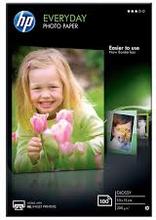 HP everyday glansigt fotopapper 100st 10x15 200gsm