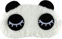 Blundende Panda, Fluffy sovemaske til rejser og afslapning