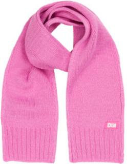 Döll Girls Strikket sjal cyclamen - rosa/pink - Gr.Størrelse 1 - Pige