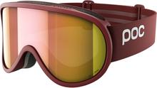 POC Retina Clarity Goggles lactose red/spektris rose gold 2018 Skidglasögon & Goggles