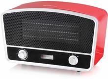 Emerio Värmefläkt 2000 W röd FH-110676.1