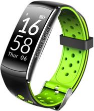 eStore Q8 Aktivitetsarmband - iOS - Android - Grön