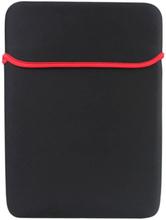 eStore Laptopdeksel / Futteral - Svart og Rød