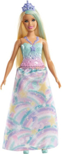 Barbie Dreamtopia Princess Rainbow Dress