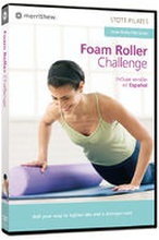 Stott Pilates Foam Roller Challenge -DVD