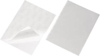 Plastlomme DURABLE selvklebende A4 (10)