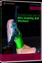 Stott Pilates Mini Stability Ball Workout -DVD