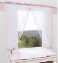 Be Be's Collection Curtain 2-silmukkahuivit Pikku Prinsessa vaaleanRED 100 x 150 cm - roosa/pinkki