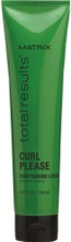 Total Results Curl Please Contouring Lotion 150ml