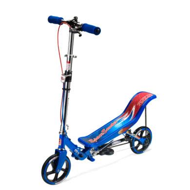 Space Løbehjul® X 580 Blå - blå