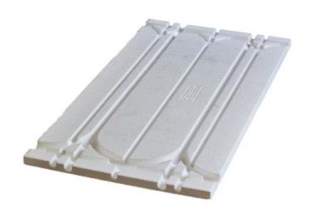 Roth universal EPS golvvärmeskiva, till 16 och 20 mm pex, 12 st (8,6 m²)