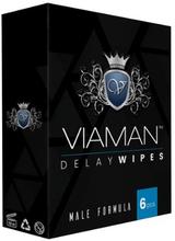 Viaman Delay Wipes
