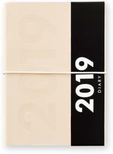Ordning & Reda - Jorgen Calendar 2019 A5 15x22 cm, Sand