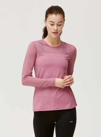 Miko long sleeve - Blush (Färg: Blush, Storlek: XS)