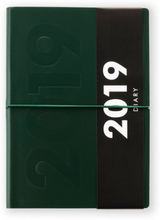 Ordning & Reda - Jorgen Calendar 2019 A5 15x22 cm, Dark Green