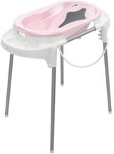 Rotho Babydesign TOP Kylpysetti, vaaleanpunainen - roosa/pinkki