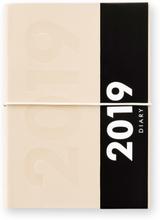 Ordning & Reda - Jorgen Calendar 2019 A6 11x15 cm, Sand