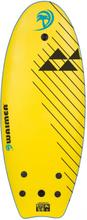 Waimea surfbræt EPS 114 cm gul 52WZ-GLB-Uni