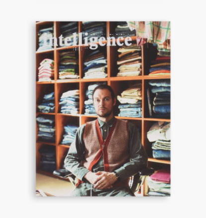 Intelligence Magazine - Intelligence Magazine - Issue 04 - - - ONE SIZE