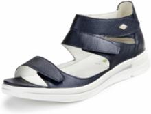 """Sandaler """"H-Sina"""" från Waldläufer blå"""