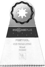 Festool HSB 50/65/J/OSC/5 Träsågblad 5-pack