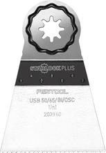 Festool USB 50/65/Bi/OSC/5 Sågblad universal, 5-pack