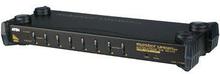 Aten 8-Port KVM Switch Svart