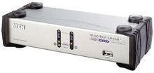 Aten 2-Port KVM Switch Silver