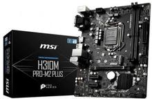 MSI H310M PRO-M2 PLUS mATX