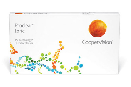 Proclear Toric 3 Pack Kontaktlinser