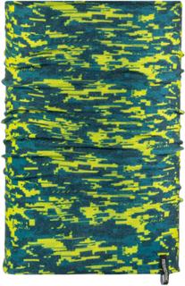 Regatta Print Multitube Multifunksjonelle skjerf Barn Gul/Blå 2019 Multifunksjonshåndkle