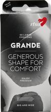RFSU Grande: Kondomer, 30-pack