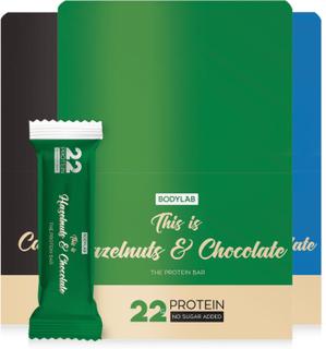 Bodylab Protein Bar (12 x 65 g)