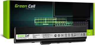 Green Cell Laptop Batteri Till Asus A32-k52 K52 X52 A52
