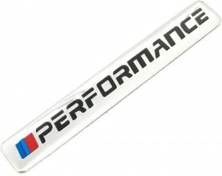 eStore Klistremerke til bil, Performance - Hvit