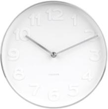 Wall clock Mr. White