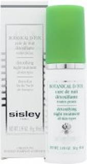 Sisley Botanical D-Tox Detoxifying Night Treatment 30ml - All Skin Types
