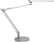 Mamboled lampa LED silver