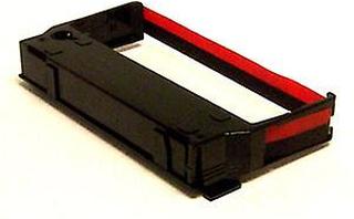 Mr Paper Krone EFT skrivare skrivare band - svart / röd - Pack 3.