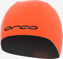 ORCA Swim Hat Badehette Orange S/M 2019 Badehetter
