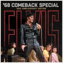 """Presley Elvis: Elvis: """"'68 comeback special"""